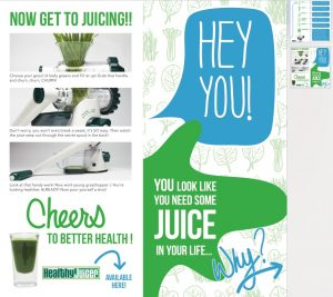 Download the High Res Healthy Juicer Brochure File