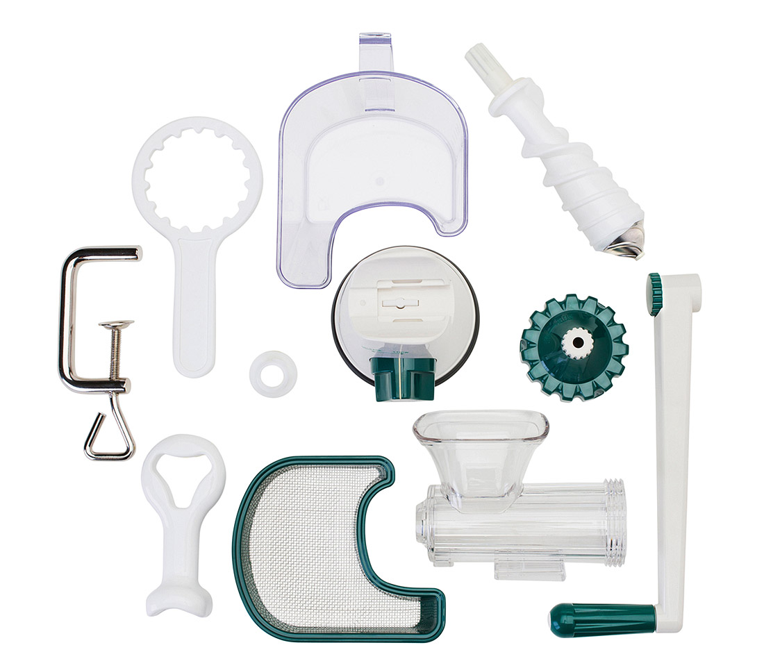 Healthy Juicer Parts Photo