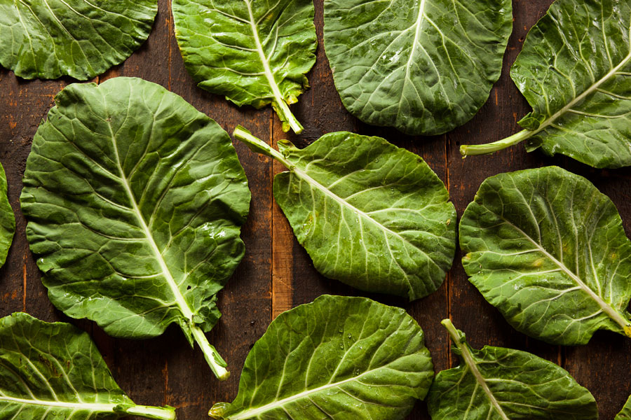 Healthy Benefits of Collard Greens