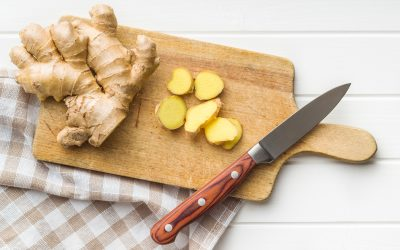 Benefits (and Risks) of Juicing Ginger
